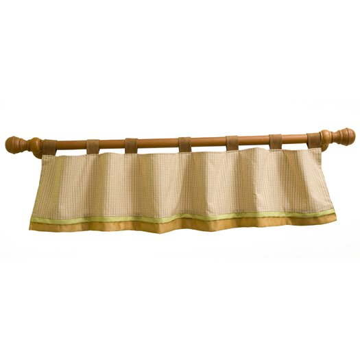"""Lambs & Ivy Enchanted Forest 59.5"""" Curtain Valance"""