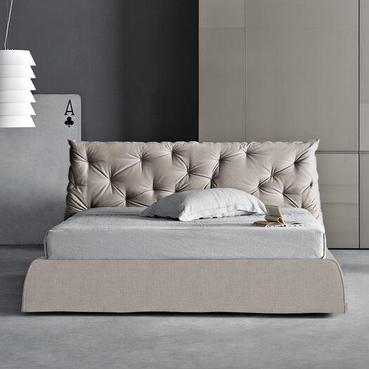 Pianca USA Imp unto Upholstered Panel Bed  AllModern