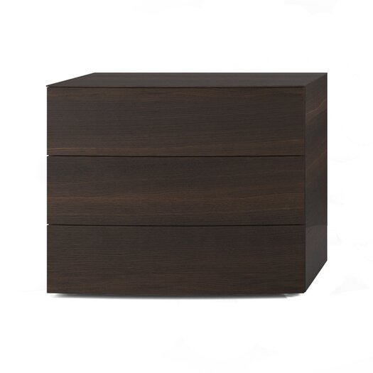Arco 3 Drawer Nighstand
