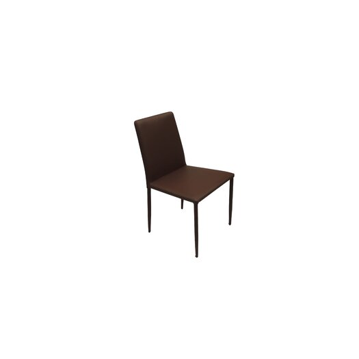 Frame Eco Leather Side Chair