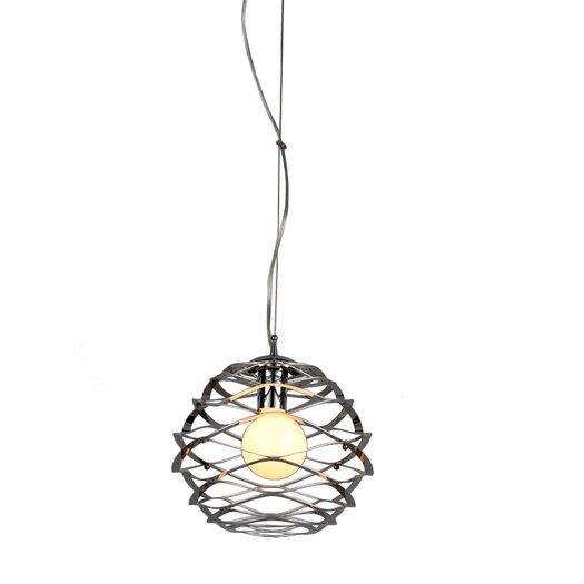 Bromi Design Vesey 1 Light Globe Pendant