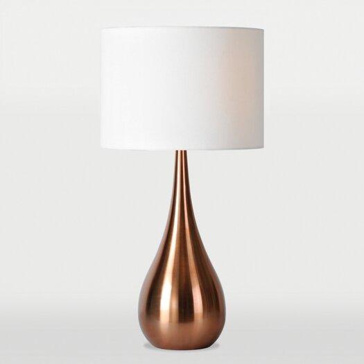 "Ren-Wil Pandora 29"" H Table Lamp with Drum Shade"