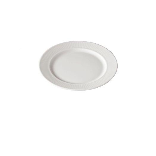 "Pillivuyt Plisse 8.5"" Plate"