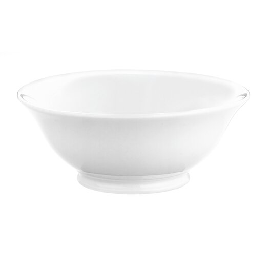 Pillivuyt Classic 20 oz. Footed Bowl