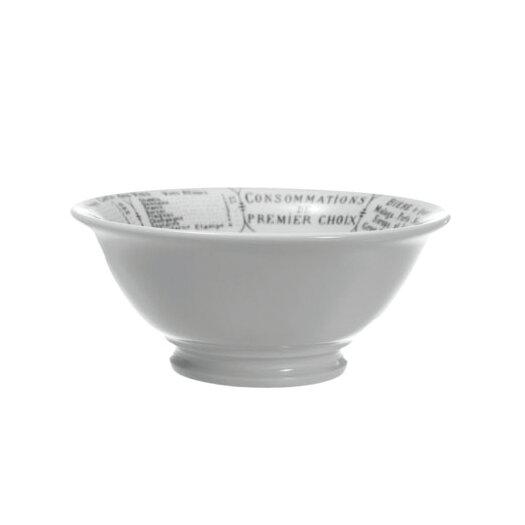 Pillivuyt Brasserie 16 oz. Salad Bowl