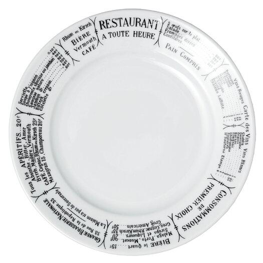 """Pillivuyt Brasserie 7.75"""" Plate"""