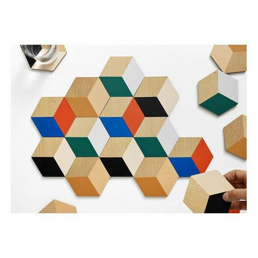 Beige Carpet Bedroom Baby Boy Bedroom Decor New York Bedroom Design Bedroom Tiles: Areaware Table Tiles Coaster