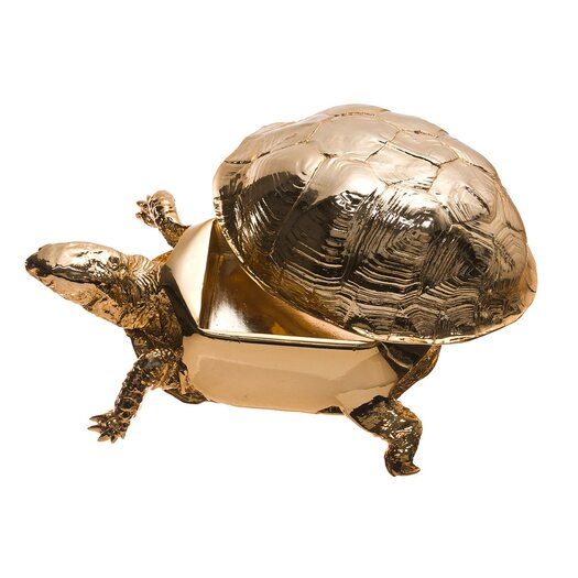 Areaware Turtle Decorative Box