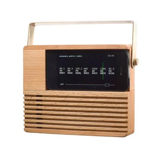 Areaware Radio Docking Station