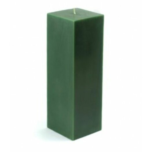 Jeco Inc. Square Pillar Candle