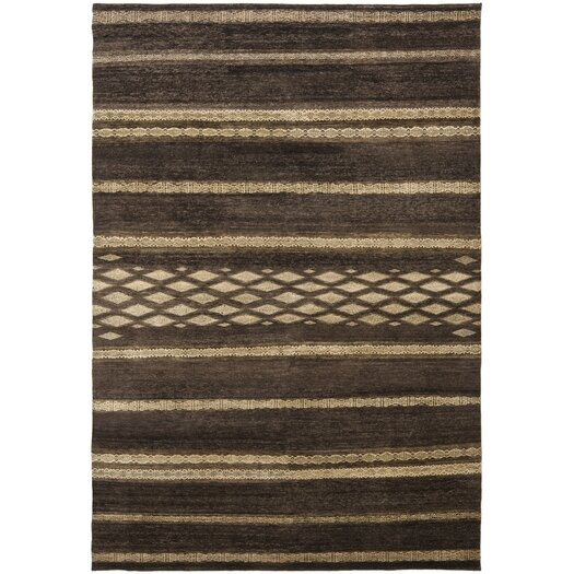 Ralph Lauren Home Nairobi Stripe Brown Area Rug