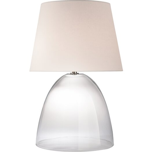 """Ralph Lauren Home Sloan 30"""" H Table Lamp with Empire Shade"""