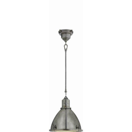 Ralph Lauren Home Fulton 1 Light Small Bowl Pendant