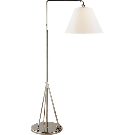Ralph Lauren Home Brompton Swing Arm Floor Lamp