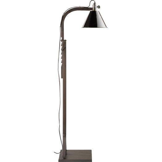 ashcroft 57 arched floor lamp by ralph lauren for ralph lauren home. Black Bedroom Furniture Sets. Home Design Ideas