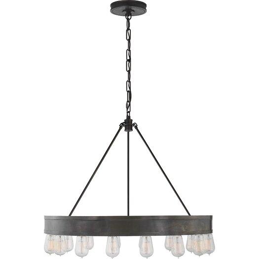 Ralph Lauren Home Lighting: Ralph Lauren Home Roark Modular 16 Light Ring Chandelier