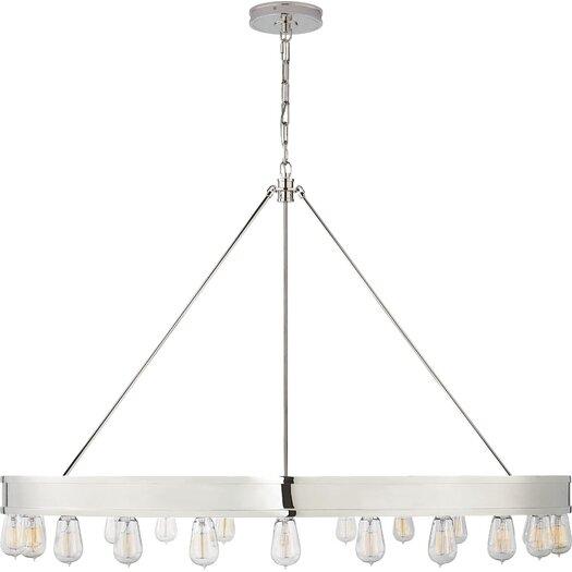 Ralph Lauren Home Lighting: Ralph Lauren Home Roark Modular 24 Light Ring Chandelier