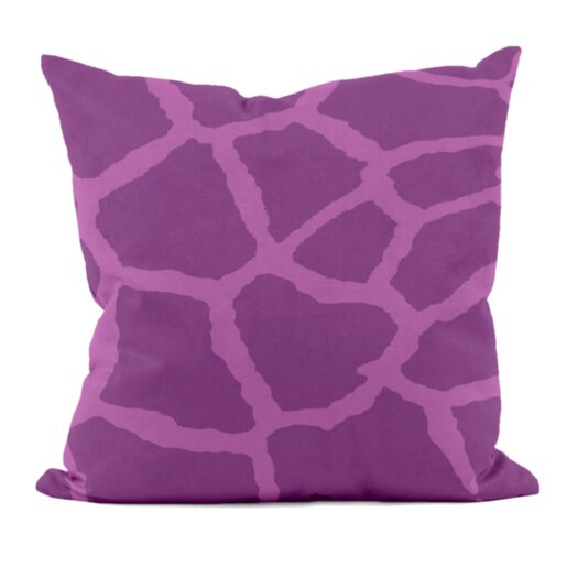 e by design Animal Print Decorative Throw Pillow