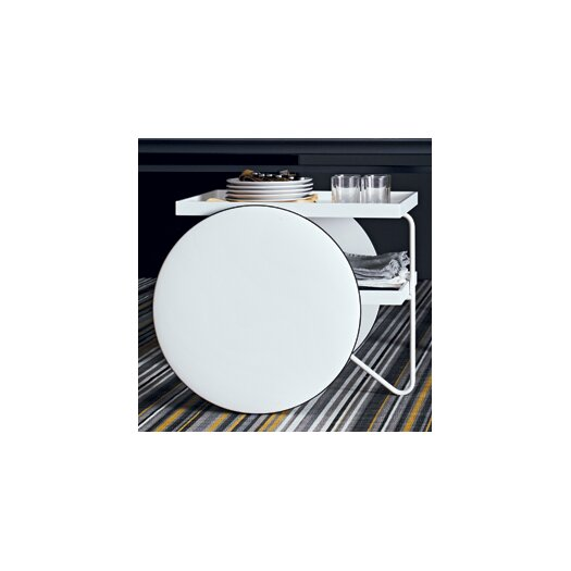casamania chariot table allmodern. Black Bedroom Furniture Sets. Home Design Ideas
