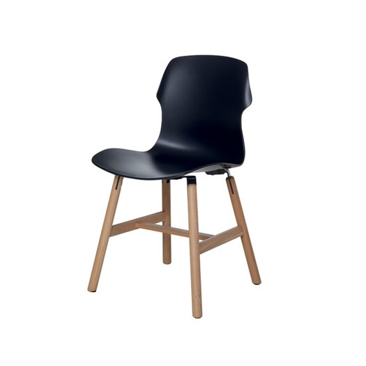 Casamania Stereo Wood Side Chair