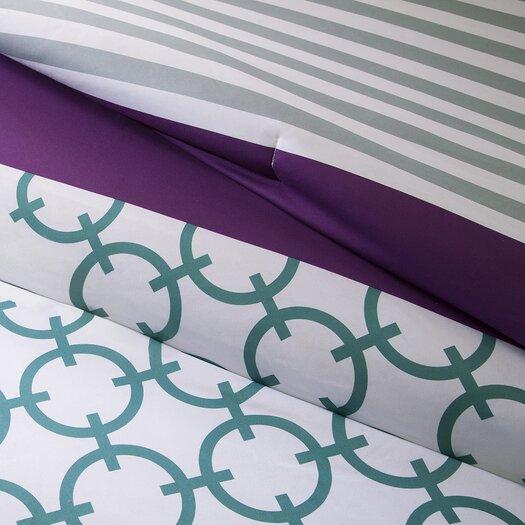 Intelligent Design Halo Comforter Set