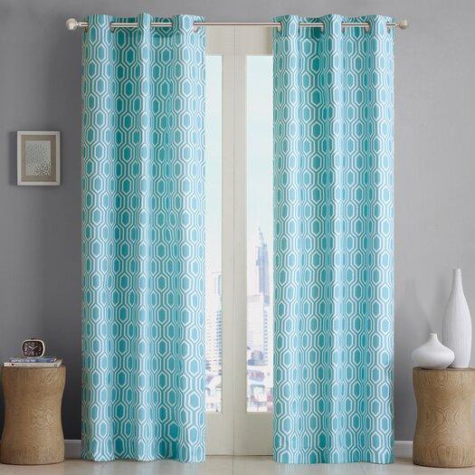 Intelligent Design Viva Window Curtain Panel