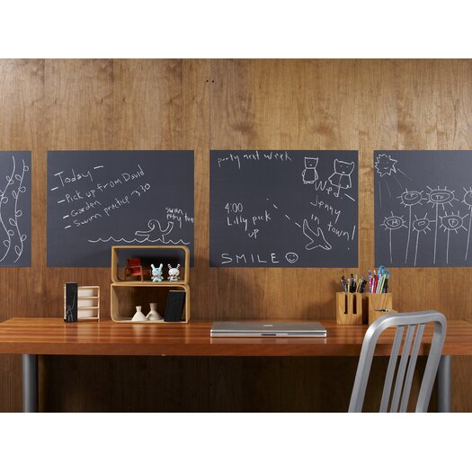 WallCandy Arts Removable Chalkboard Wall Decal