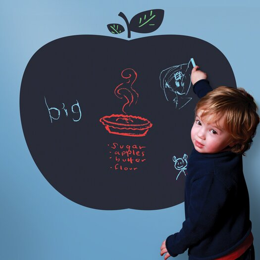 WallCandy Arts Big Apple Chalkboard Wall Decal