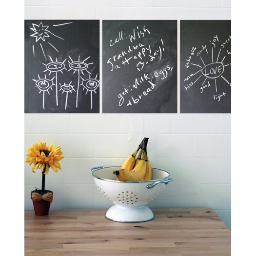 WallCandy Arts Chalkboard Wall Decal