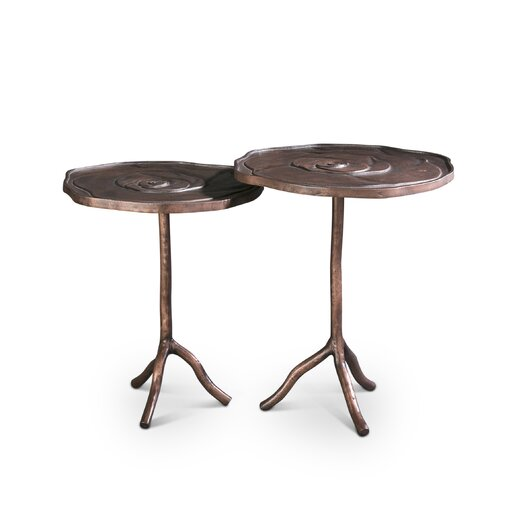 Ie Series 2 Piece Nesting Tables