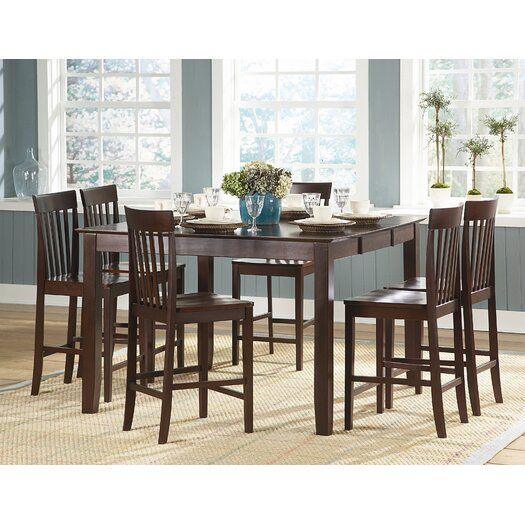 """Woodhaven Hill Tully 24"""" Counter Height Chair"""