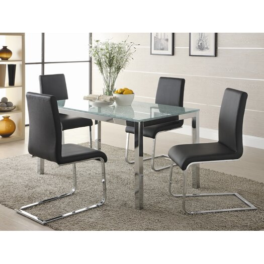 Woodbridge Home Designs Knox Side Chair Allmodern