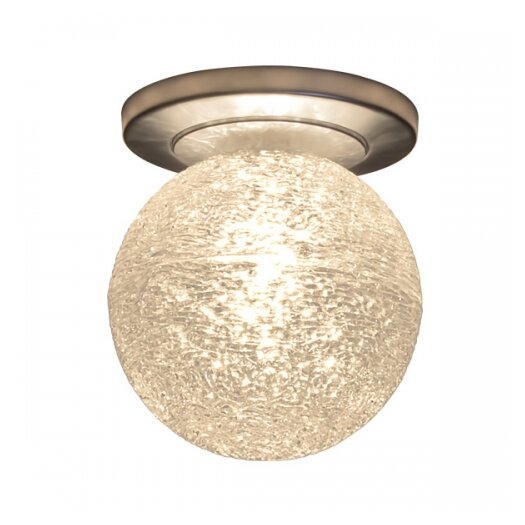 Bruck Lighting Dazzle I Semi-Flush Mount Ceiling Light