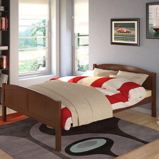 dCOR design Concordia Panel Bed