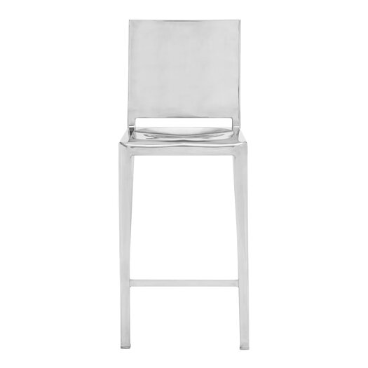 Fall Counter Stainless Steel Side Chair