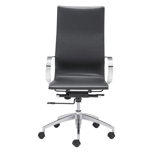 Glider High-Back Office Chair