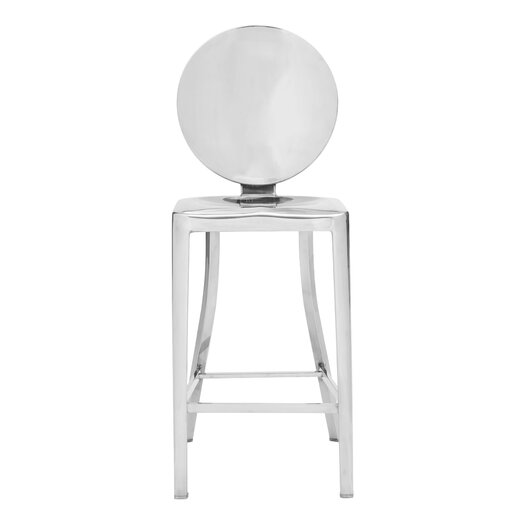 Autumn Counter Stainless Steel Side Chair