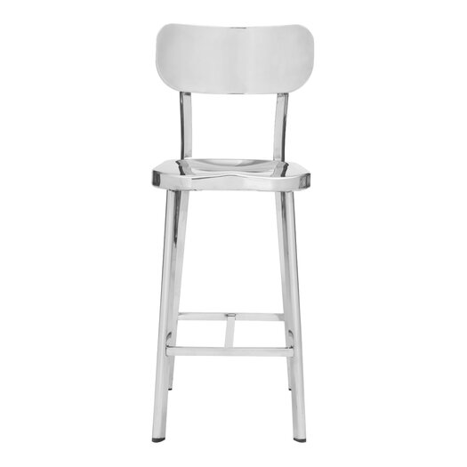 Winter Counter Stainless Steel Side Chair