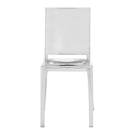 Fall Chair Stainless Steel Side Chair