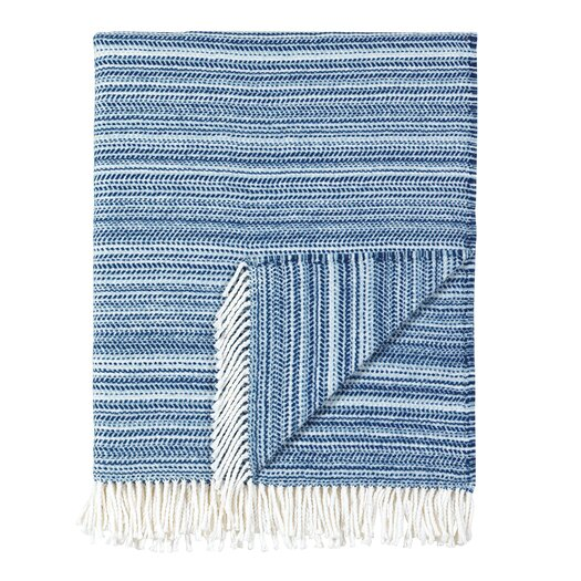 Thom Filicia Home Collection Stripe Throw Blanket