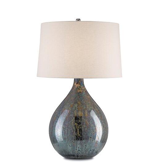 Currey Amp Company Finstock Floor Lamp