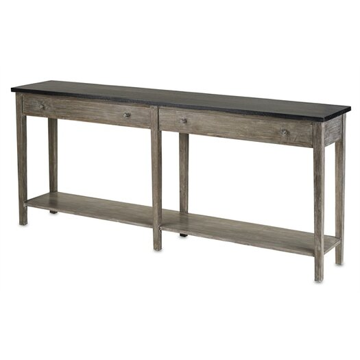 Currey & Company Westrow Console Table