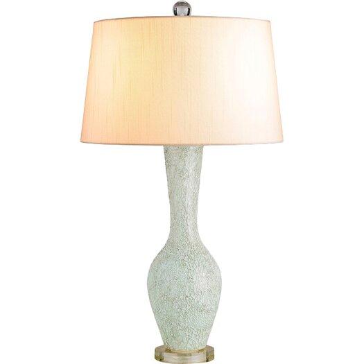 "Currey & Company Flamboyant 27"" H Table Lamp with Empire Shade"