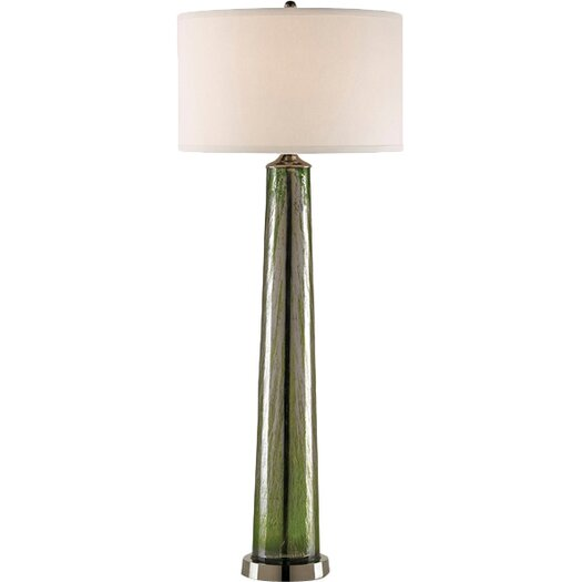 """Currey & Company Cassandra 38"""" H Table Lamp with Drum Shade"""