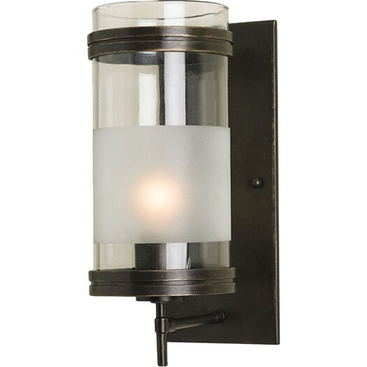 Currey And Company Bathroom Lighting: Currey & Company Walthall 1 Light Wall Sconce
