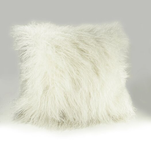 Pur Modern Tanner Curly Lamb Oversized Throw Pillow