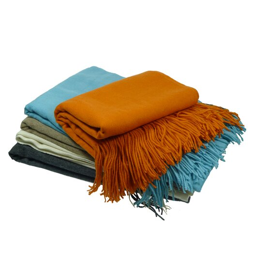Pur Modern Wexler Merino Wool Throw
