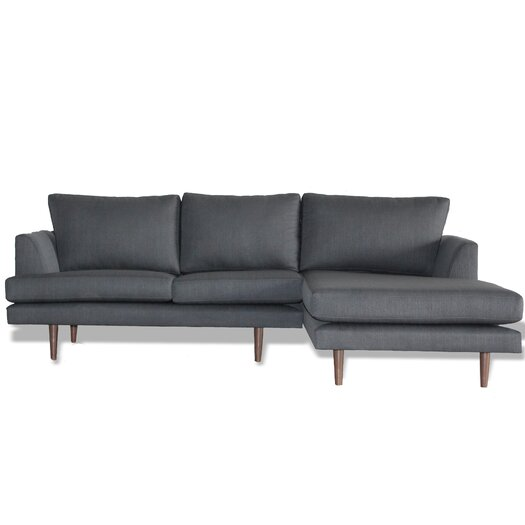 Bobby Berk Home Charlie Reversible Chaise Sectional