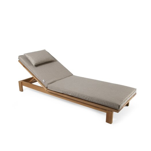 Falsterbo Outdoor Chaise Lounge Cushion