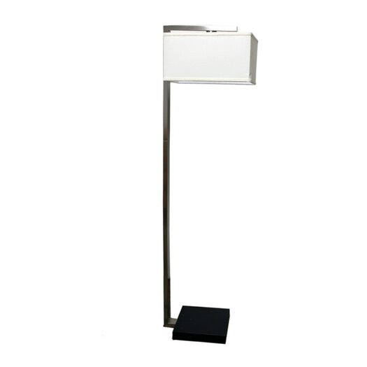 ORE Furniture Floating Shade Modern Floor Lamp
